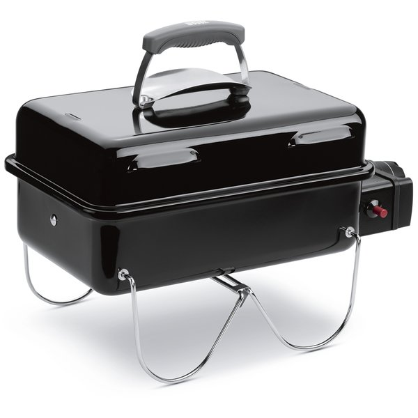Weber® Go-Anywhere Gas Grill, Black